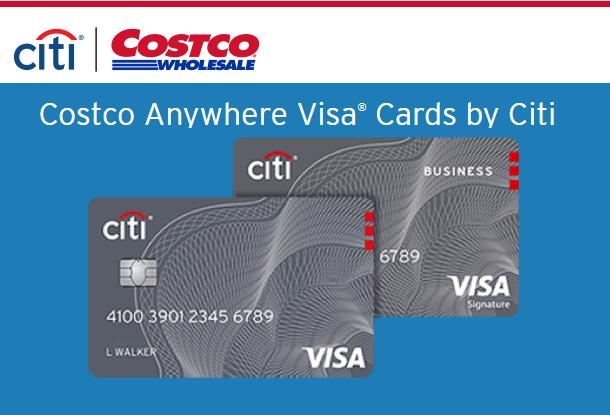 Costco信用卡
