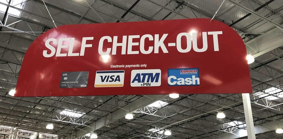 Costco最划算结账信用卡